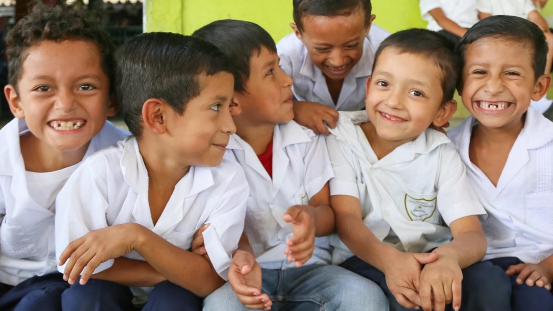child sponsorship -
