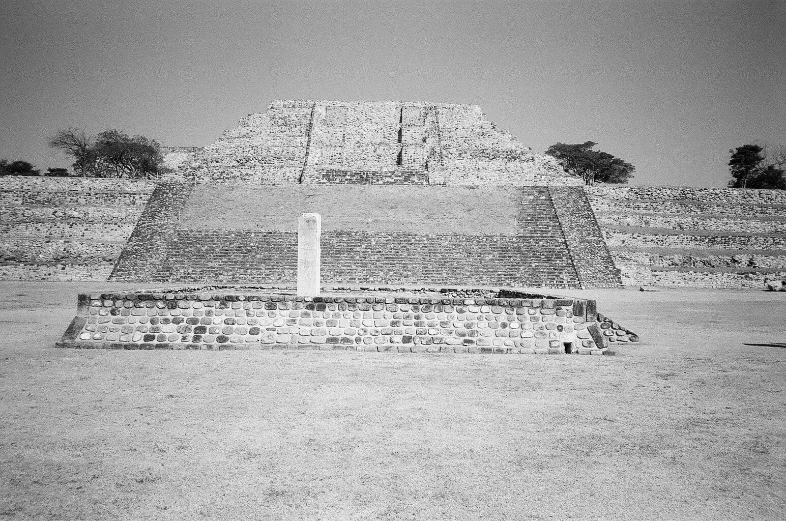 Xochicalco Archeological Site, Morelos, Mexico (January 2017)