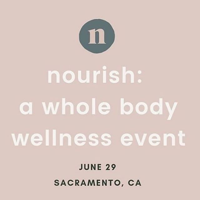 T O M O R R O W : june.29 It's all happening! I'm pouring at not one, but TWO events in #Sacramento. Only a few tix left for @nourishwholebody, but doors are open to all @salonpaisley pop-up! It's going to be a super fun day and I hope I get to meet ya! 🍾🥂🍷