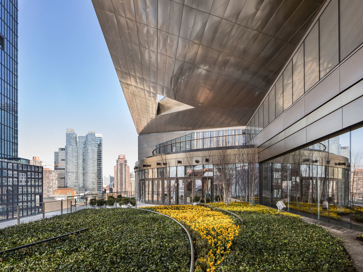 FOOD & WINE -  Inside Hudson Yards, the Giant Restaurant Hub Debuting on NYC's Far West Side