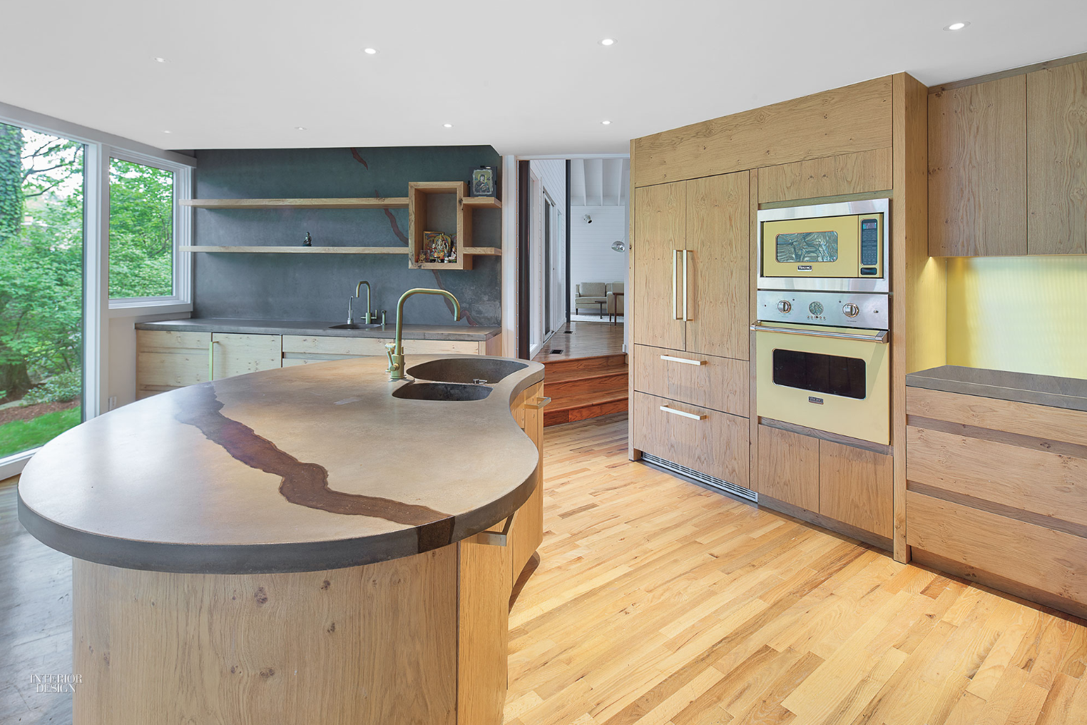 Interior Design -  7 Simply Amazing Kitchen Islands