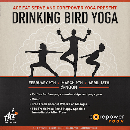 Yoga at Ace