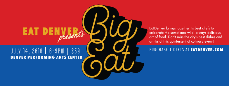 The Big Eat: July 14 - Tickets Still Available!
