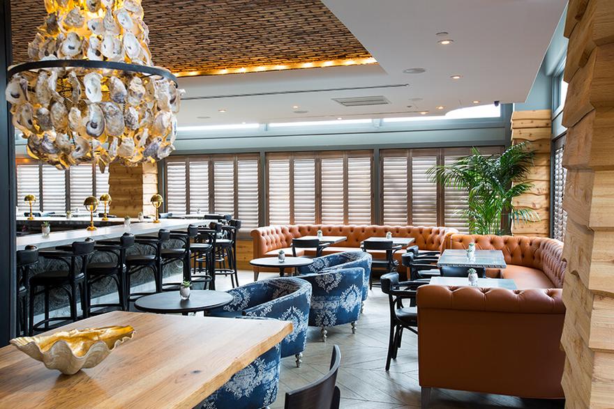 Sam Houston Hotel relaunches bar, restaurant space - HotelManagement.net