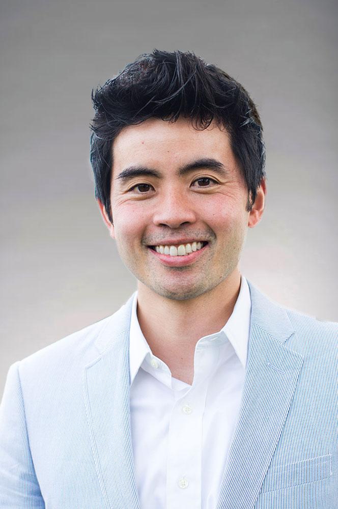 Vince Tsai CFO
