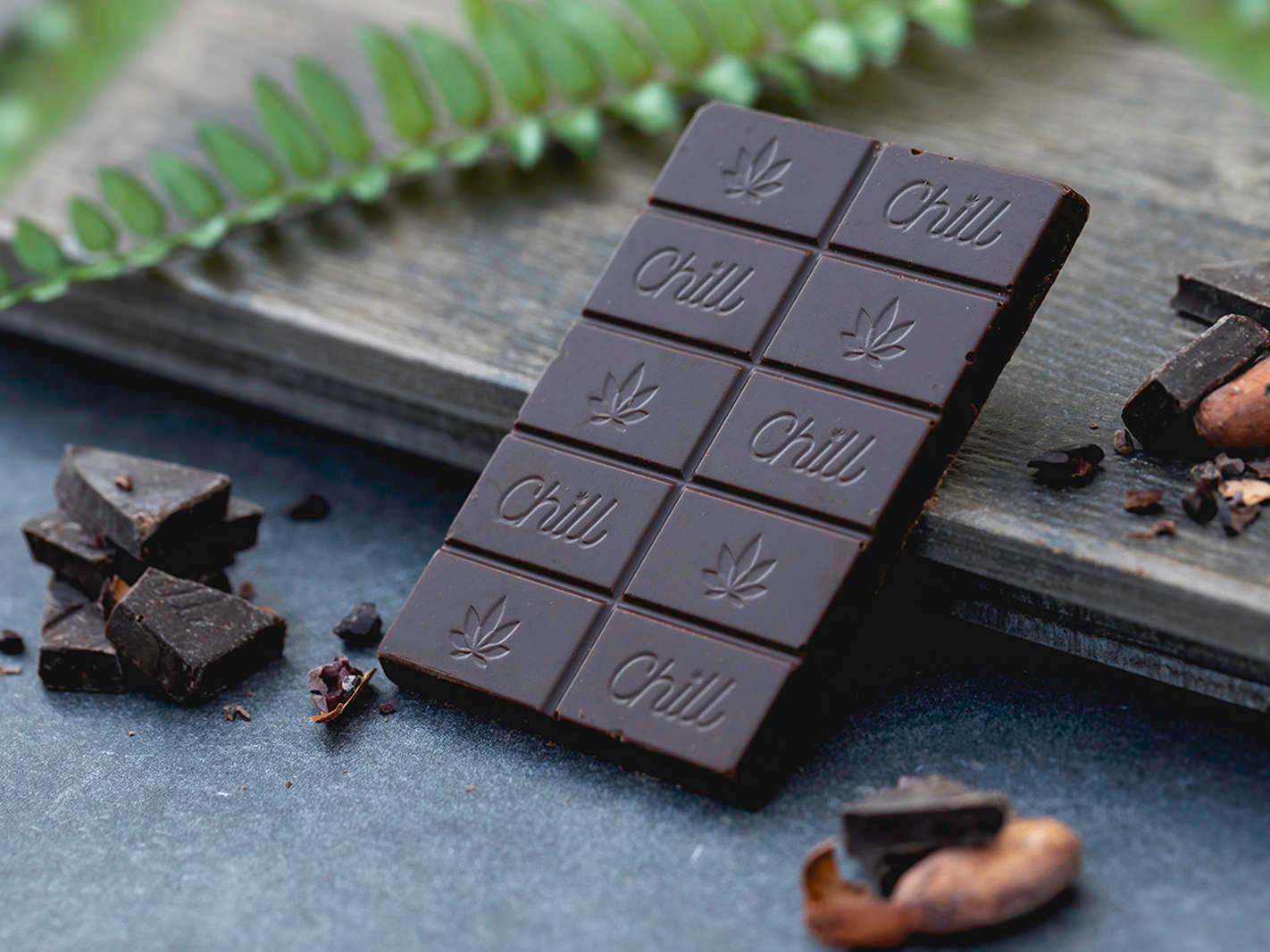 Chill, the Highest Chocolate - Ethically-sourced, premium cannabis infused chocolate. When it comes to cannabis chocolate, we offer the highest experience. From cacao to cannabis, Chill is dedicated to quality, safety and social responsibility.