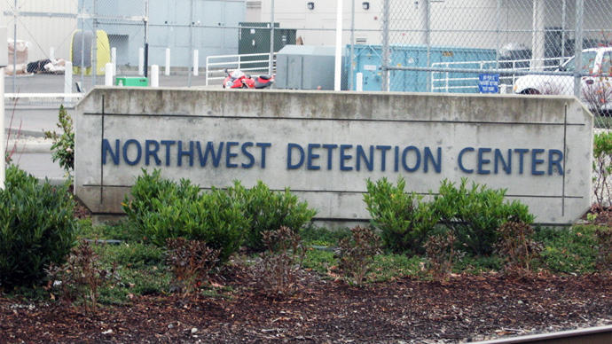 Tacoma's Northwest Detention Center
