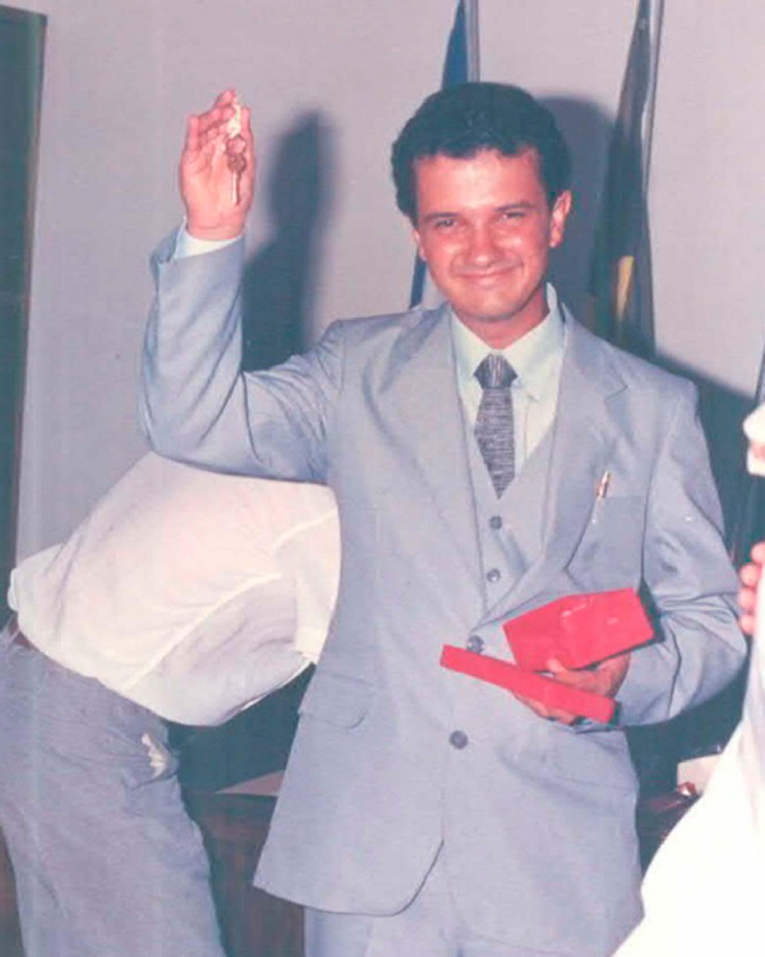 Prefeito de Angélica - 1989