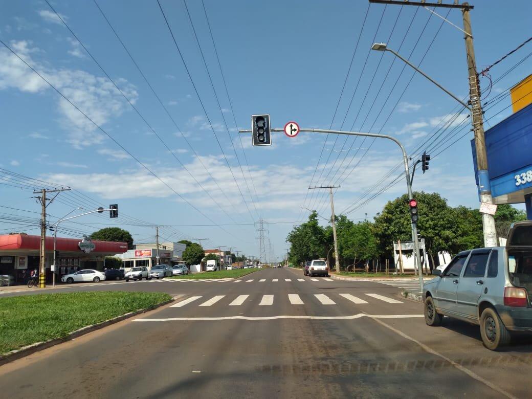A Rua Hilario da Rocha também recebeu a sinalização solicitada por Barbosinha