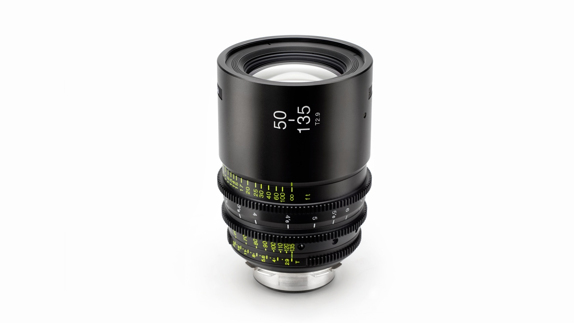 50-135MM T2.9 - VARIABLE. VERSATILE