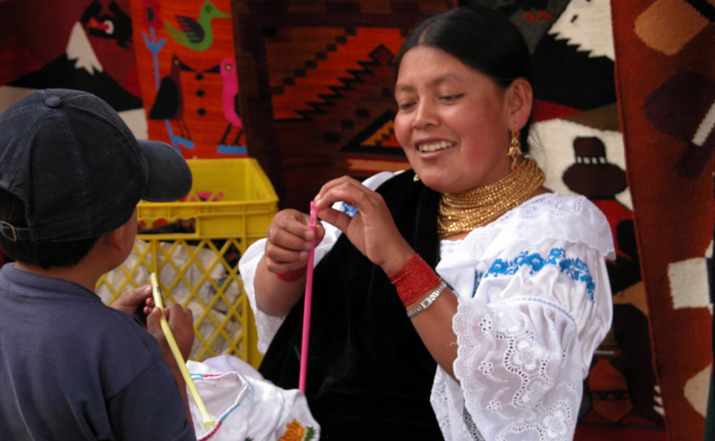 Places you can't miss - The Andes region is the perfect place to have close contact with the culture, traditions, festivities, and much more.