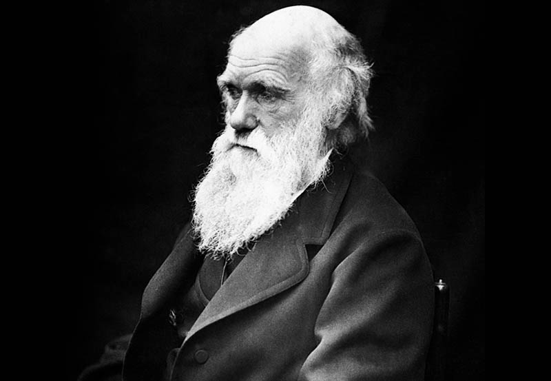 Charles Darwin -