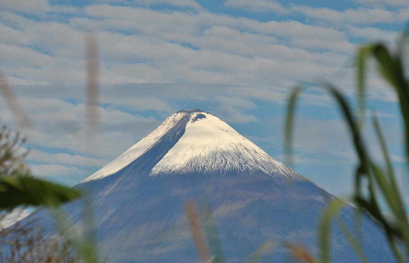 Sangay National Park - Sangay National Park was made a World Heritage Site in 1983. This park spans the provinces of Tungurahua, Morono Santiago, and Chimborazo and is known for its many varied ecosystems, with glaciers, rainforests, plains, volcanoes, and more.