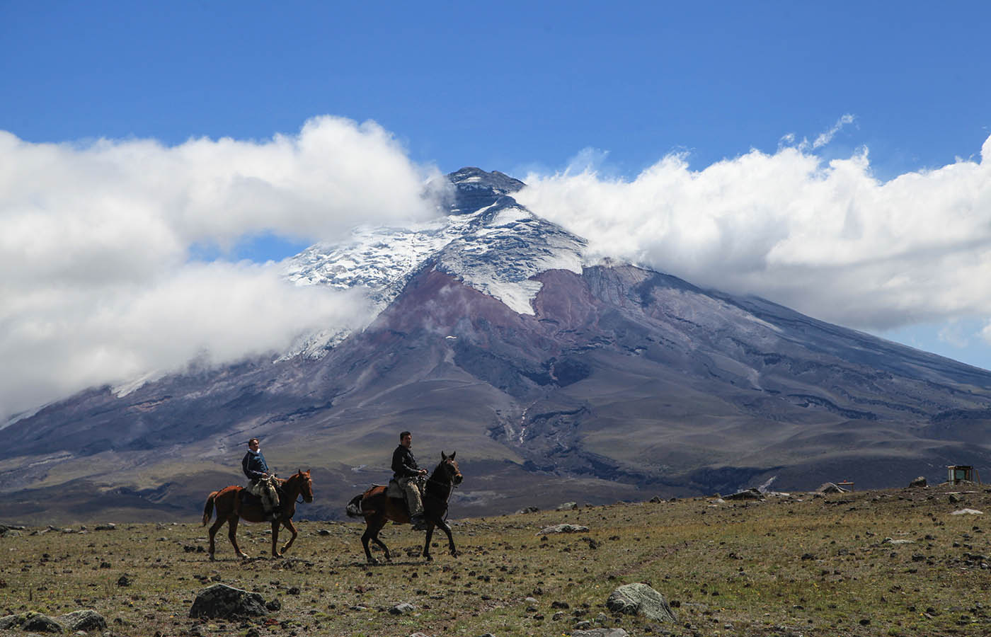 Cotopaxi National Park - This stunning park has many natural wonders for every ecotourist to enjoy. Visitors can experience a magical journey into Ecuador's natural heritage when they visit Cotopaxi National Park.
