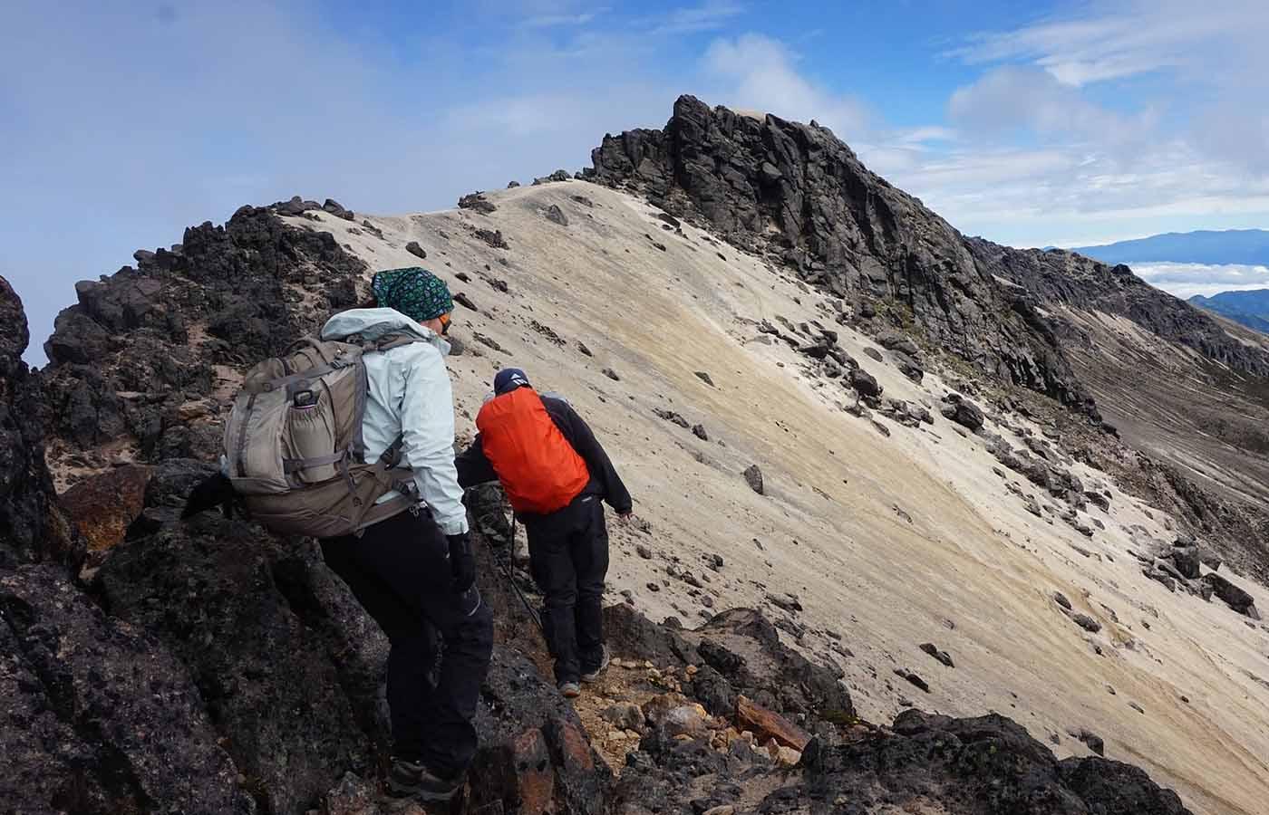 Rucu Pichincha Volcano -