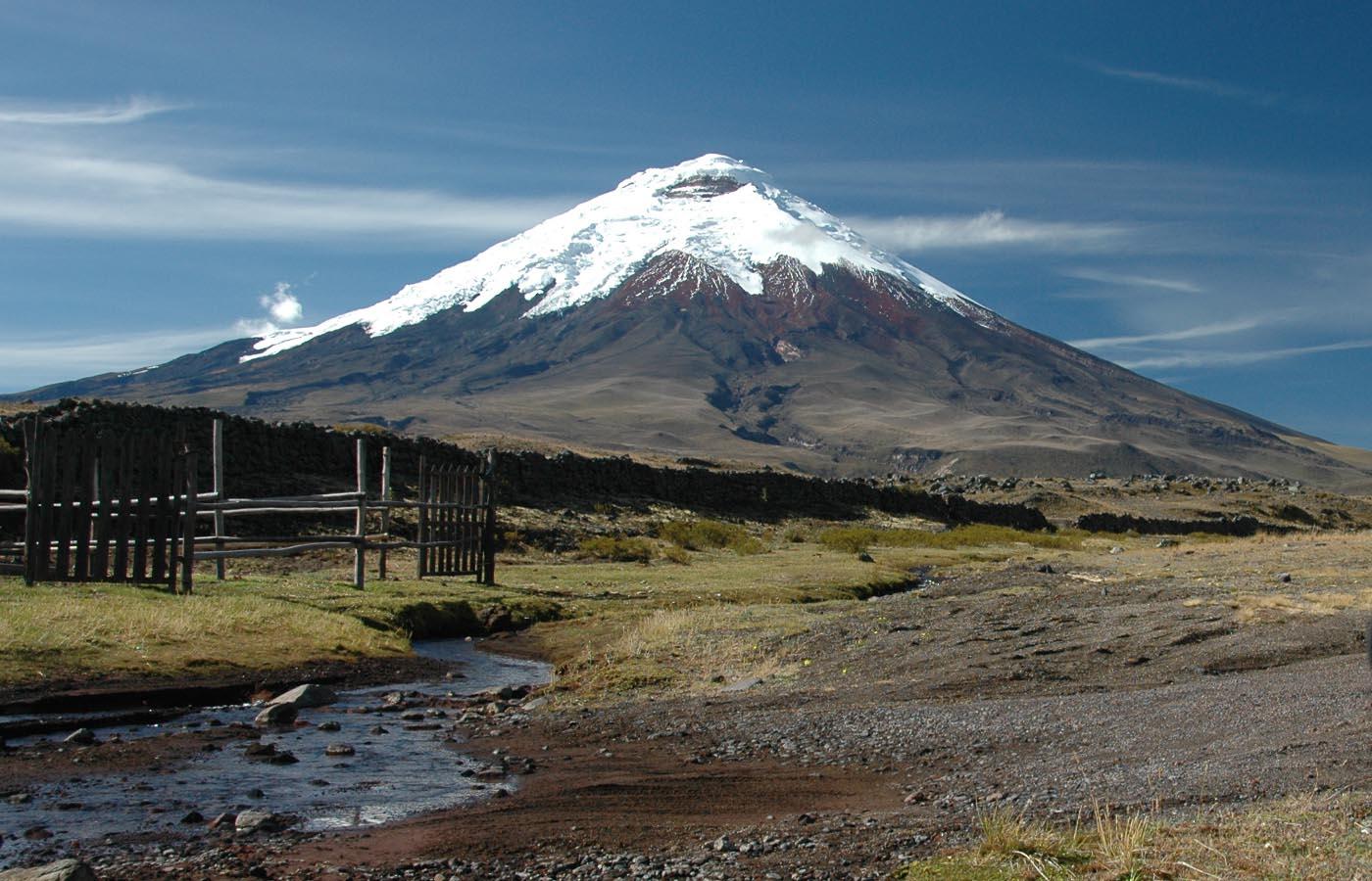 Cotopaxi Volcano -