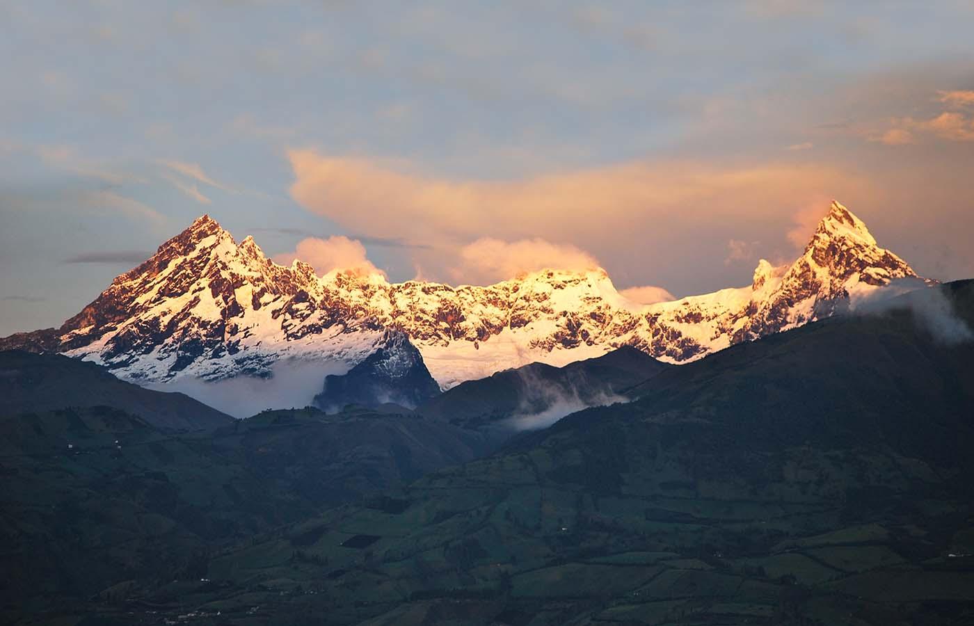 El Altar Volcano -