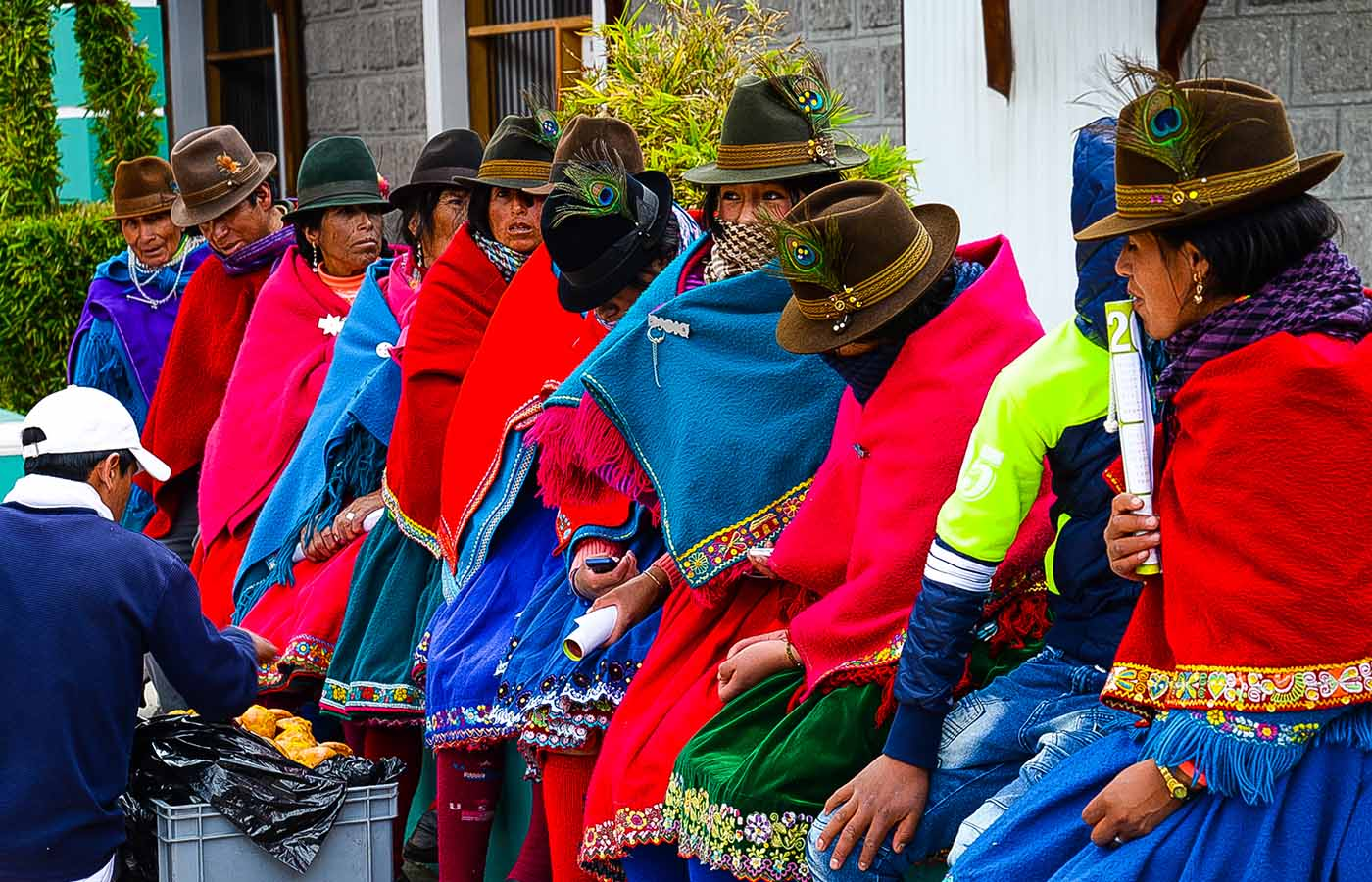 Culture - Ecuador's culture is greatly influenced by its Hispanic mestizo majority and Spanish Heritage. However, there is also distinct influences on Ecuadorian culture from Amerindian traditions and elements of African culture.