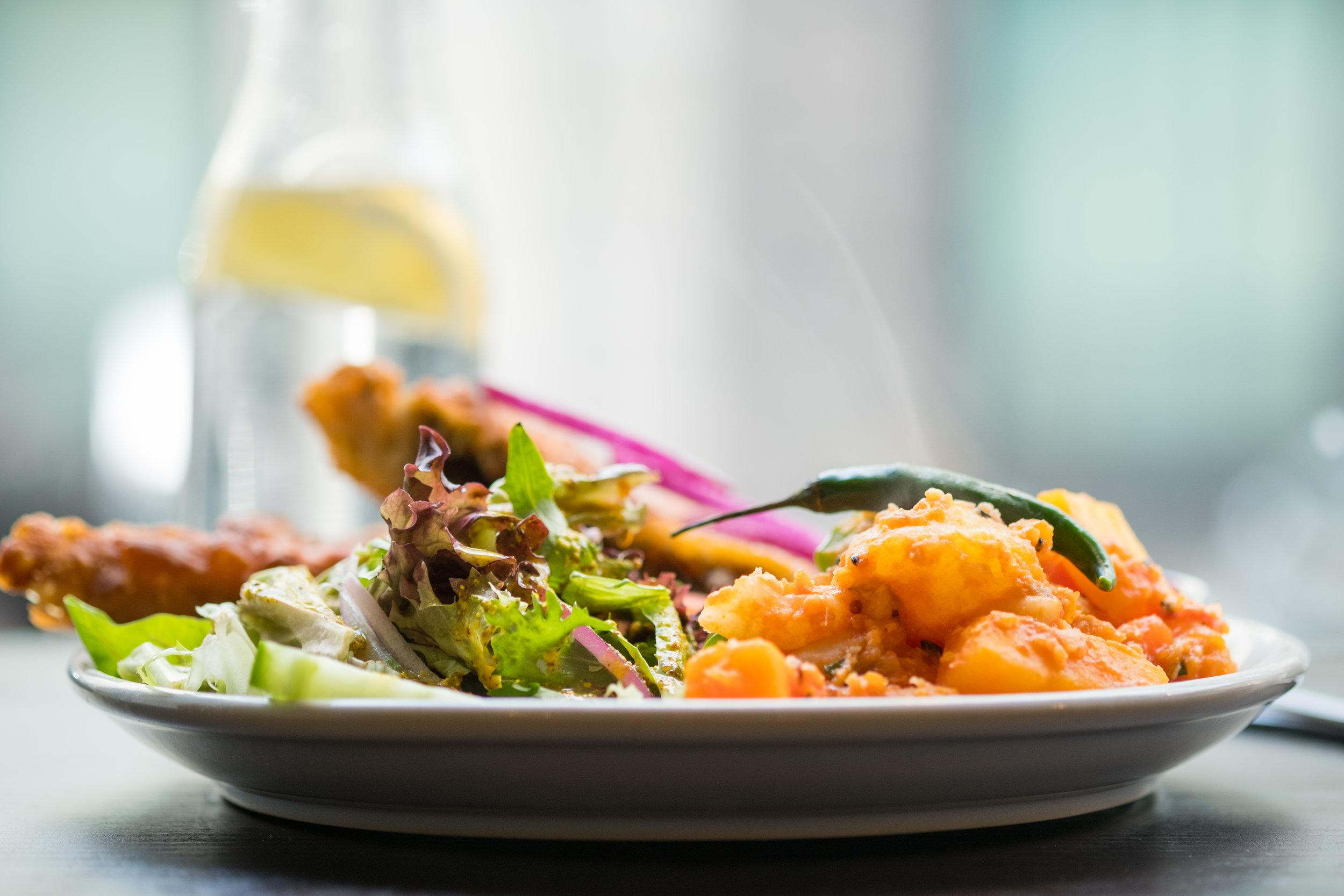 Pacific Coast Gastronomy -