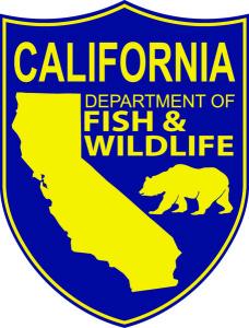 California Department of Wildlife Logo