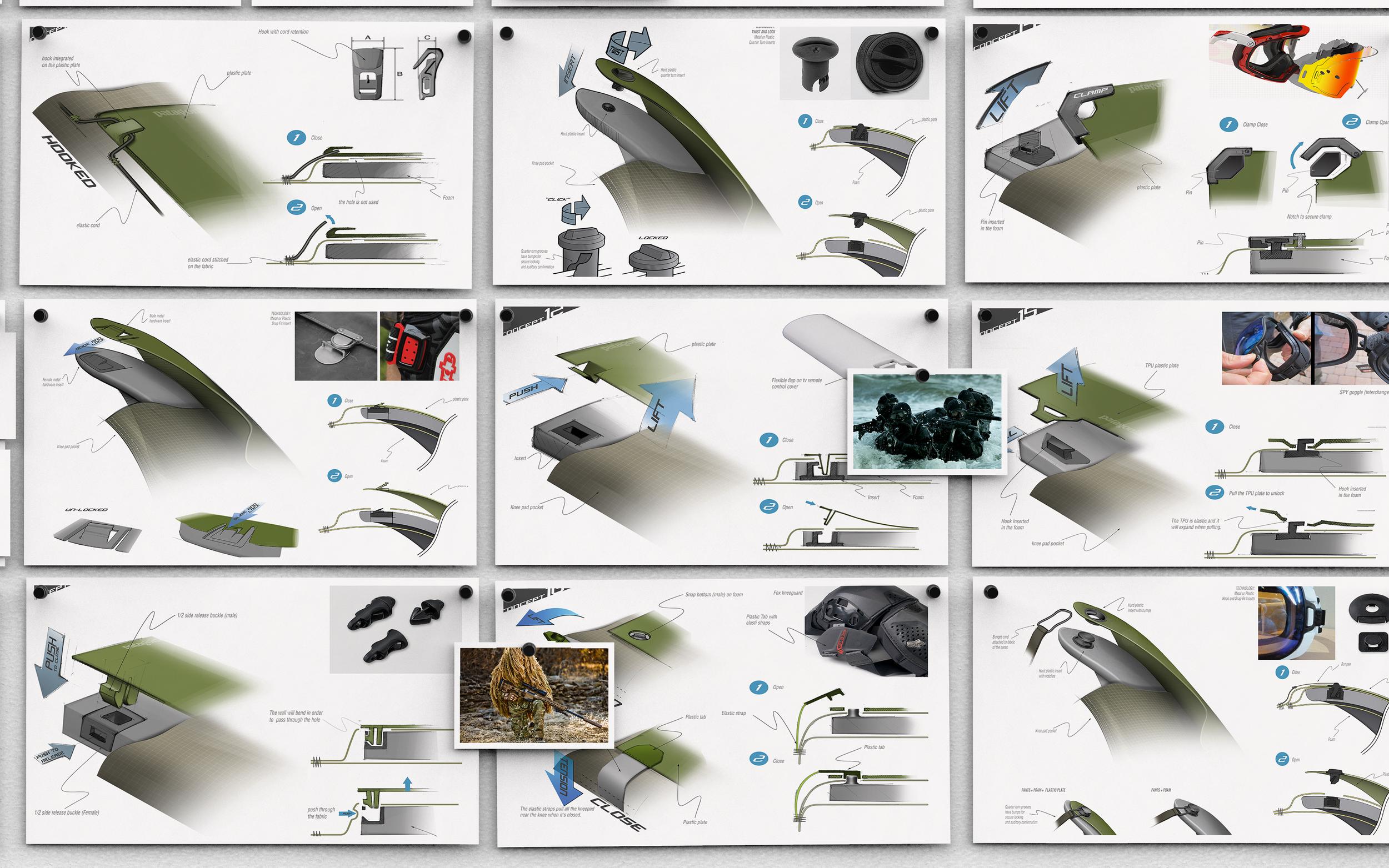Patagonia - Knee Pad - wall collage - V01.png