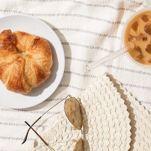 Croissants & coffee. Blogging & support. 🥐☕⠀ They go hand in hand. ⠀ .⠀ *hands you an iced coffee and a croissant (and a napkin cuz I got you girl!)⠀ .⠀ I used to dream of eating pastries and coffee and blogging all day...and well, somehow, after seven years, I do that FULL TIME... but I couldn't have done it without support... sooooo⠀ ⠀ Drop me your fave emoji if the idea of a small, super supportive, highly motivated, group of kick ass new bloggers excites you!⠀ .⠀ And then tell me what your DREAM blog would be!! (Cuz we can make that happen!!)⠀ .⠀ This morning I sent out the first invites for the FIRST ever @thebloggirlchronicles GROUP ACADEMY program. ⠀ .⠀ ⠀ ⠀ So if you were one of those early birdies in my DMs, check your inbox lovelies - because the details are THERE... ⠀ .⠀ Don't worry if you weren't on that list, there's more info to come later this week about how you can be in on this year's only group program. ⠀ .⠀ Let's build a NEW TRIBE, y'all!! ⠀ .⠀ #iambloggirl #growwhatyouown⠀ .⠀ #groupcoaching #groupprogram #coach #mentor #blogging #halifaxblogger #cdnblogsquad #masteryourmindset #findyourtribe #rockstarceo #uplevel #scaleyourbiz #bloggingtips #howtoblog #canadianblogger #lifestyleblogger ⠀ ⠀ ⠀ ⠀