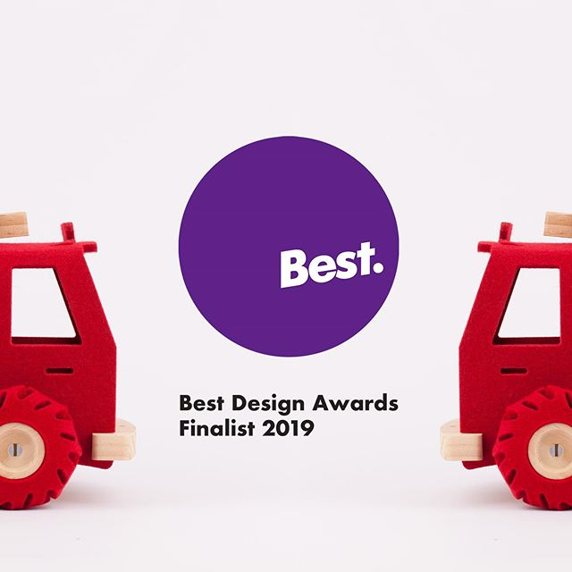 Congratulations to @woolkin for being selected as a finalist in the Best Design Awards for product design and sustainability with  Brave Dave the Mighty Fire Engine!  Teaching kids to be brave and live their own life is the BEST! We feel privileged to be part of your exciting journey. . ▪️ @woolkin ▪️ @bestdesignawards ▪️ @virtuo.co .  #productdesign #environmental #sustainability #renewable #kidstoys