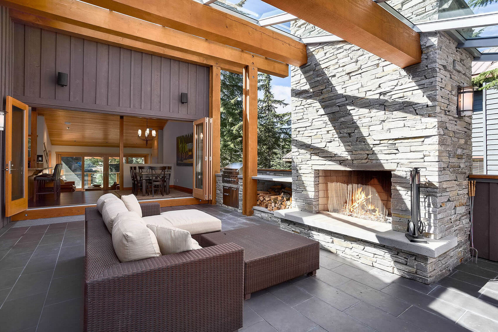 Outdoor LivingSpaces -