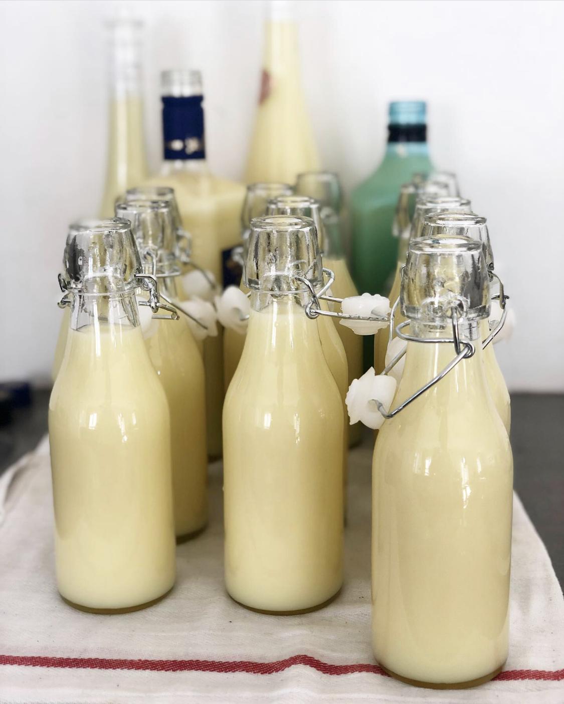 Creamy Crema di Limoncello