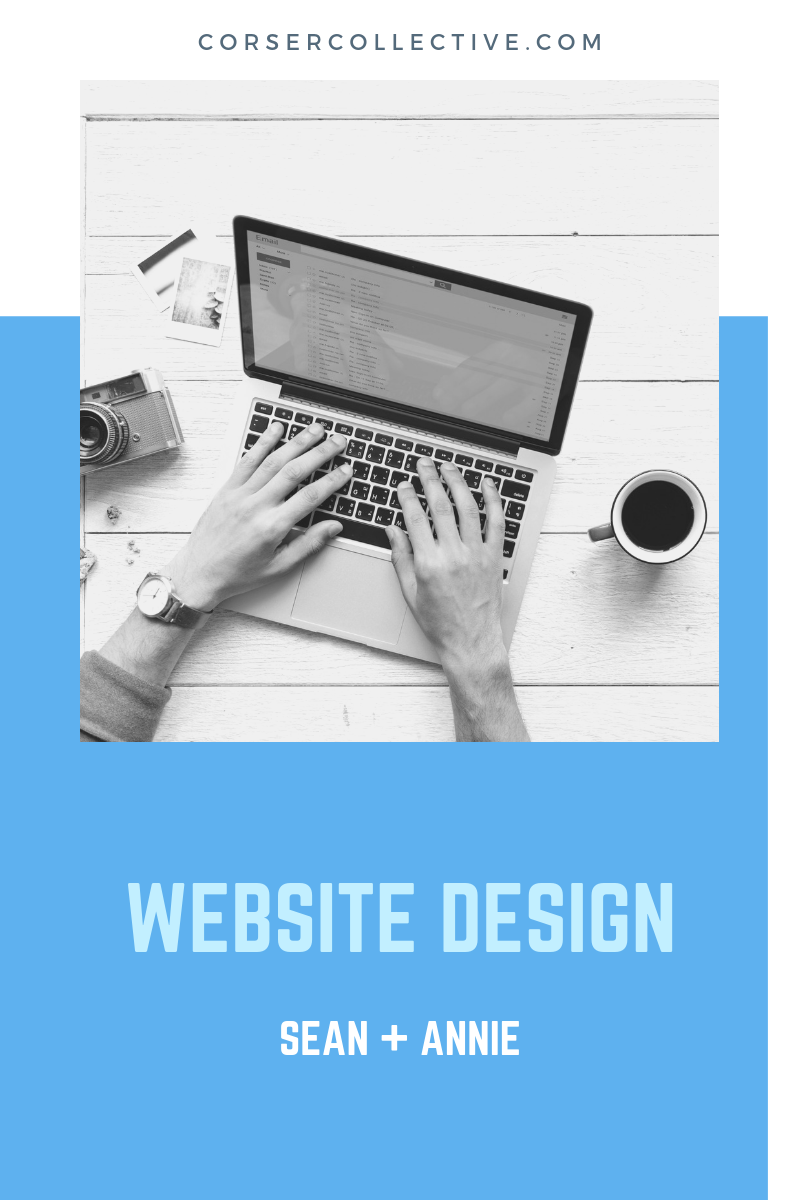 Website Design - Do you feel overwhelmed when trying to create a user friendly, but attractive website? We will ease your mind by creating a custom website for you so that you can focus on what you love about your business.