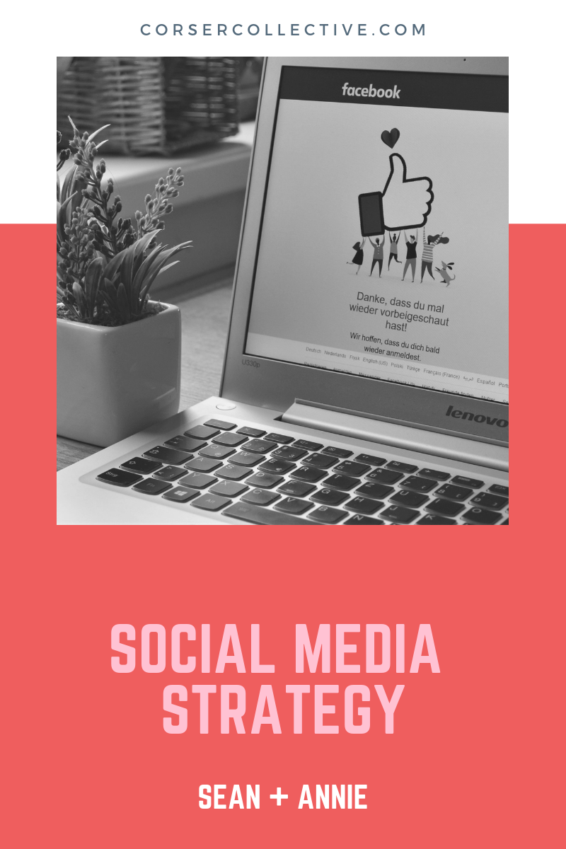 Social Media Strategy - Do you need a game plan to help you get started on your social media plan? Do you feel overwhelmed by the amount of work needed to manage your social media accounts? Having a strategy and social media managers will help you stay on brand and grow your reach by targeting a specific audience.
