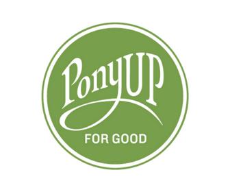 PonyUp-For-Good-Logo