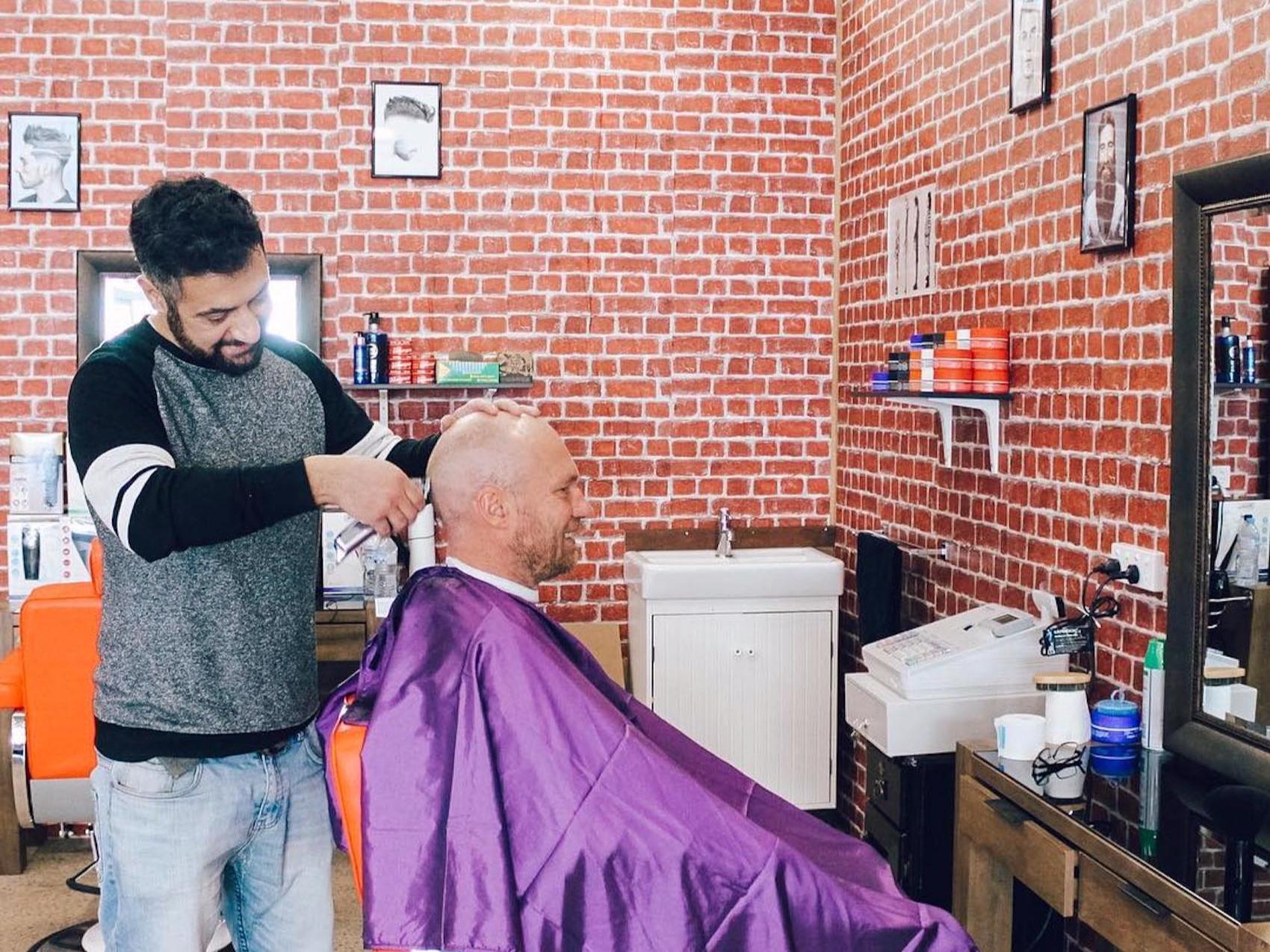Barber Main Image