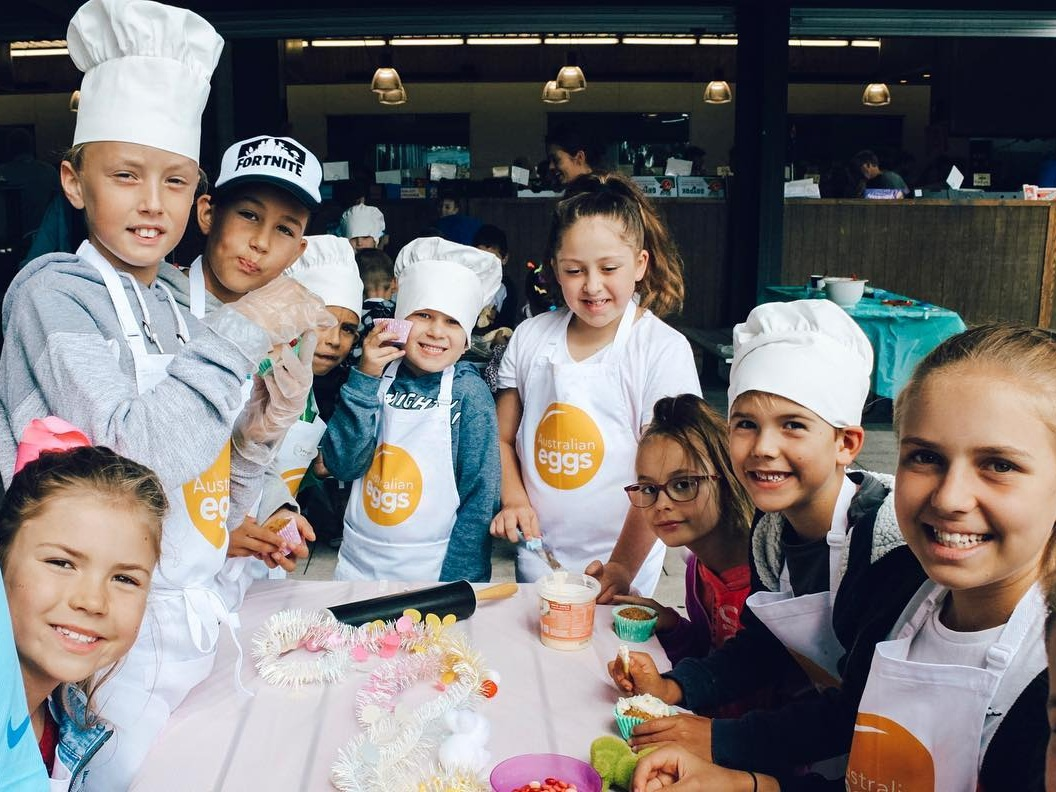 Kids School Holiday Cooking Workshop