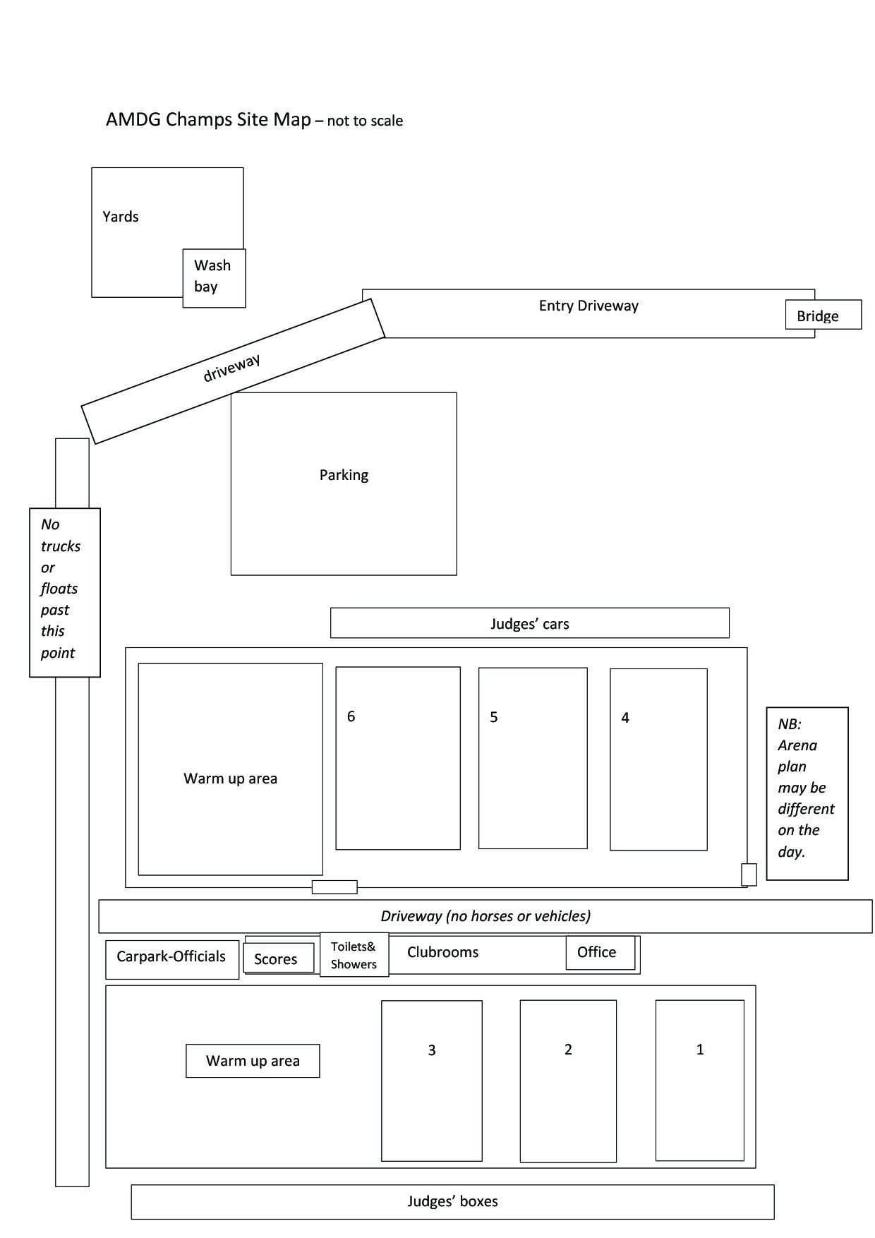 AMDG Site Map  (click to enlarge)