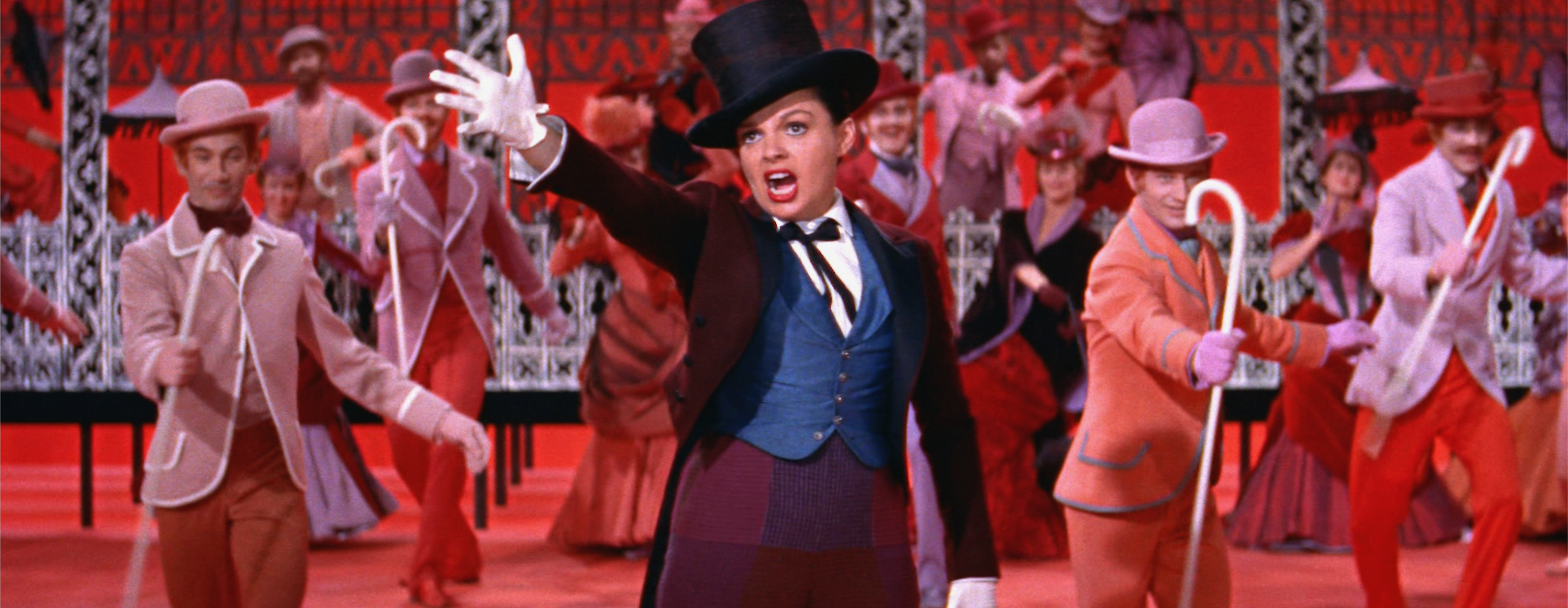 Review Judy Garland In A Star Is Born 1954 The Statuesque