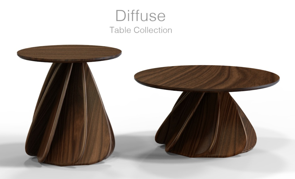 Diffuse Table Collection