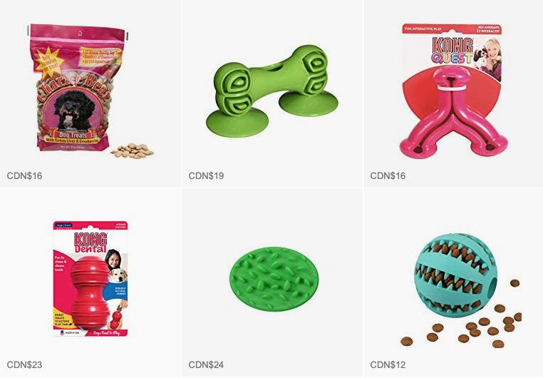 amazon-dog-toys-and-treats
