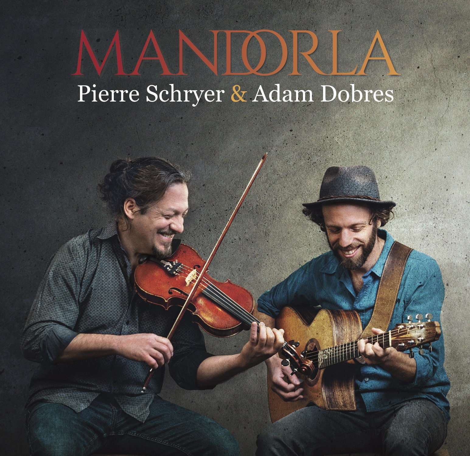 Mandorla - Pierre Schryer & Adam Dobres
