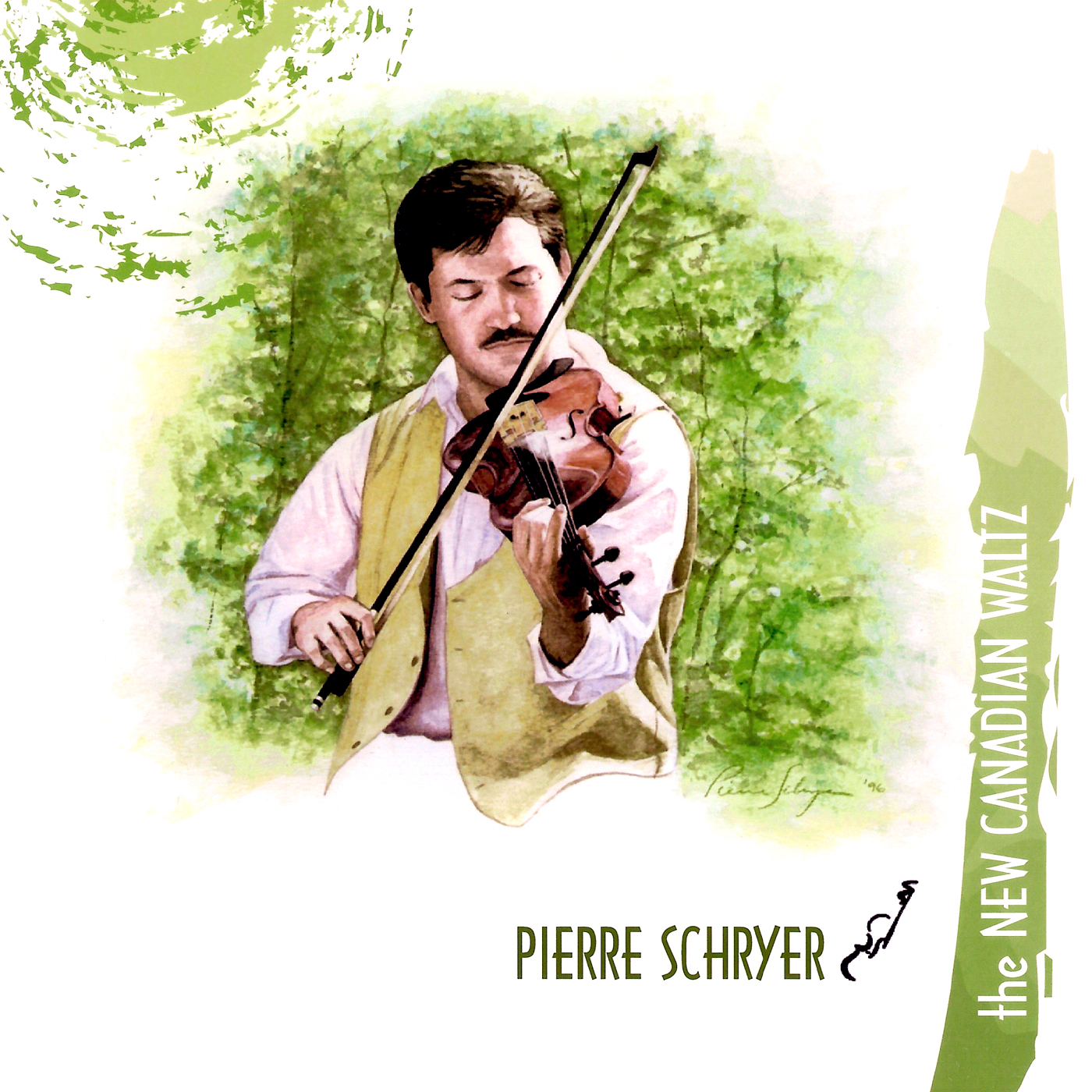 New Canadian Waltz - Pierre Schryer