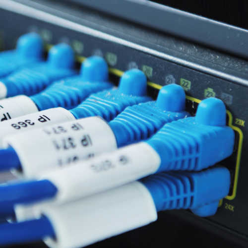 - Contact us for your phone, networking & data-cabling needs.