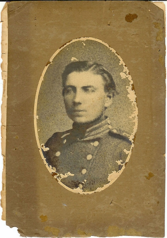 Antique Photograph - Albumin (late 1800s)