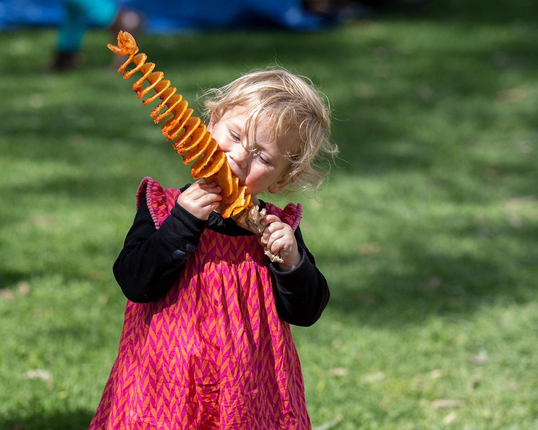 Kids at Handpicked Festival 3