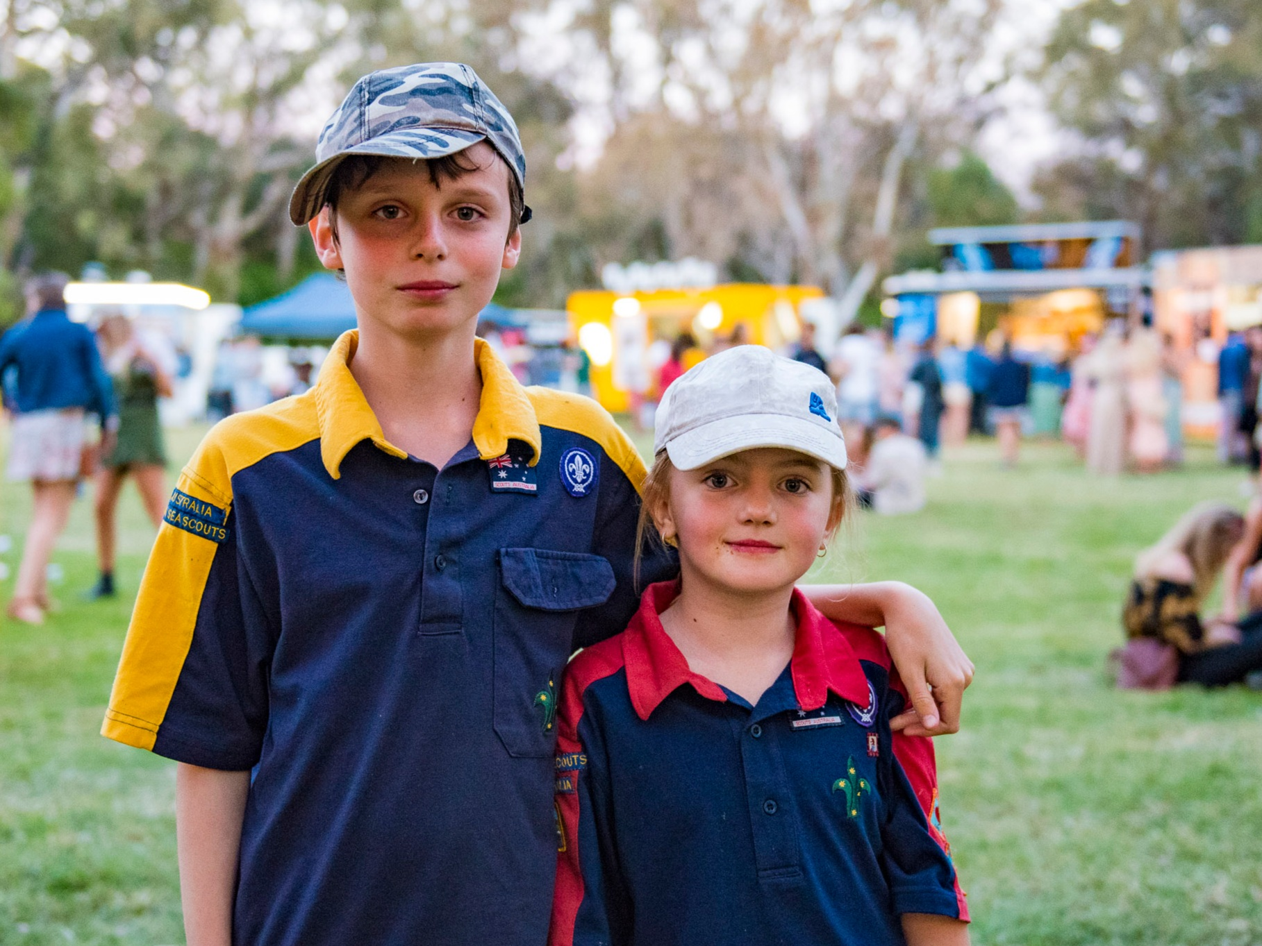 Handpicked Festival and Scouts SA Recycling Centre