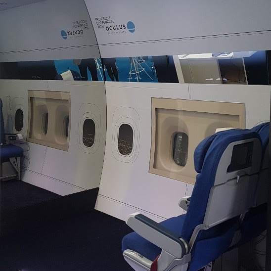 Partnership with AviationGlass for the Cabin of the Future