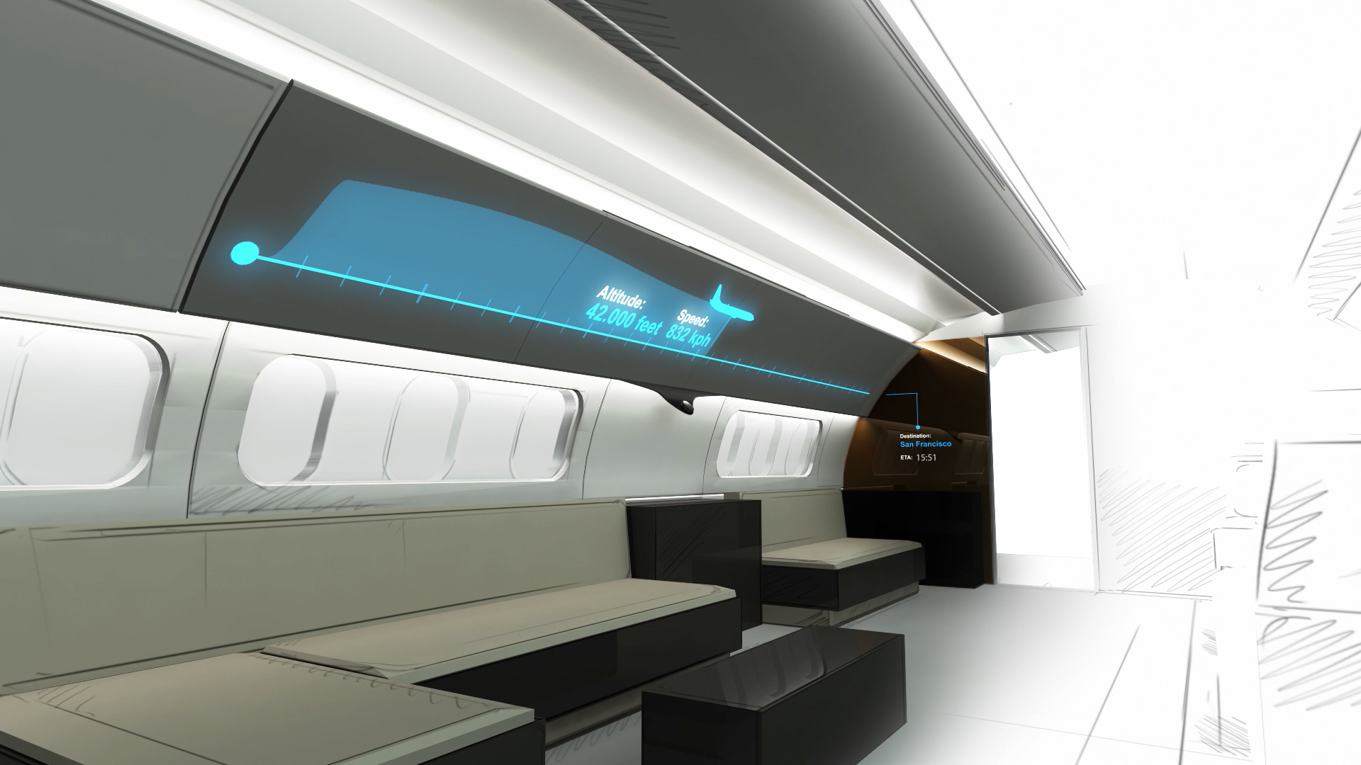 Aviation project with AviationGlass