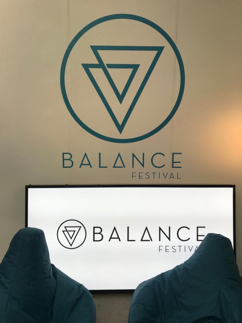 Balance festival logo