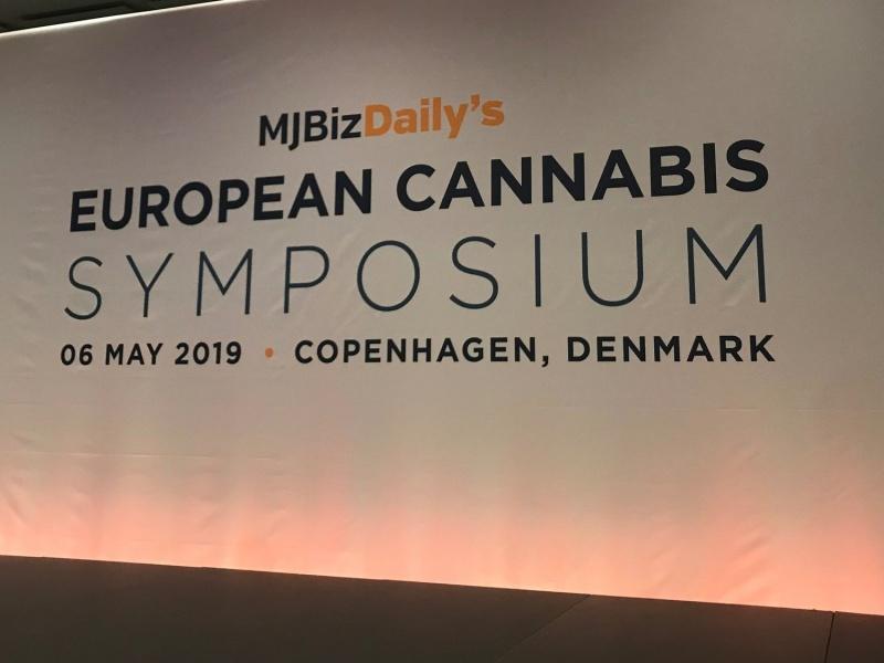 European Cannabis symposium, Copenhagen, Danemark