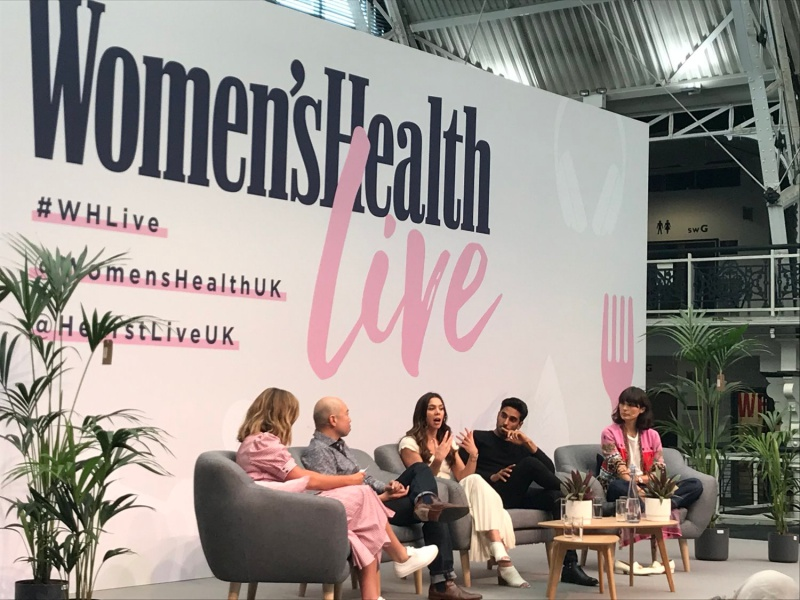 Women's Health Live 2019 panel - Is food the answer to modern medicine?