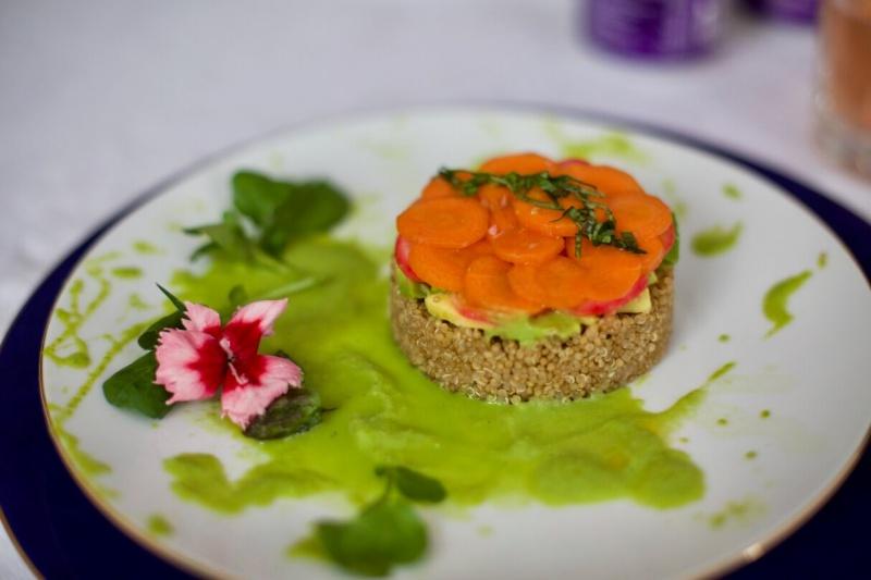 Quinoa and Spring - Summer recipe
